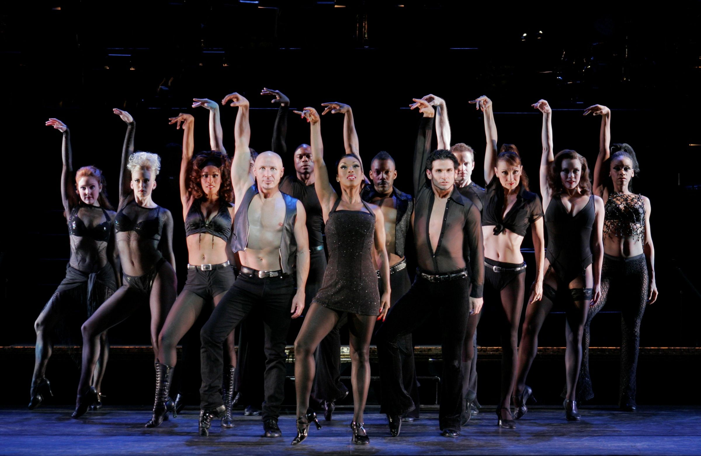 chicago the musical was so terrible on broadway stick to