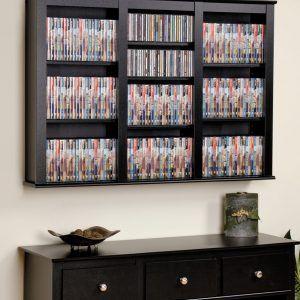 Superb Modern Dvd Storage Cabinet