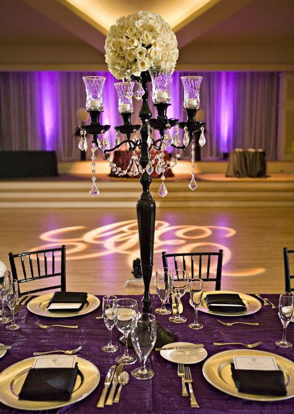 7 Original Ideas Of Reception Decorating Wedding Decor Elegant
