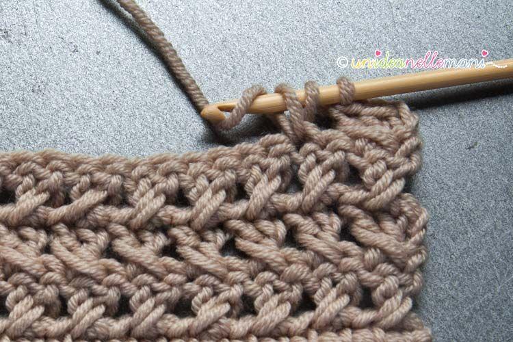 Scaldacollo Alluncinetto Schema E Spiegazioni Crochet