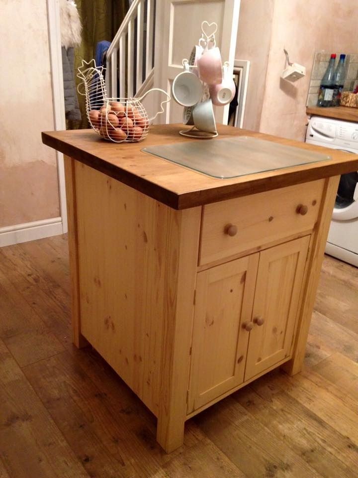 Kitchen island/butchers's block