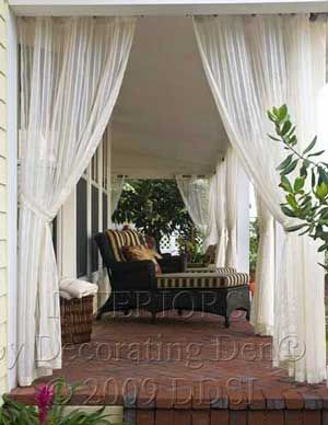 curtains drapes ceiling mesh for black porch blakeappleby panels curtain outdoor org