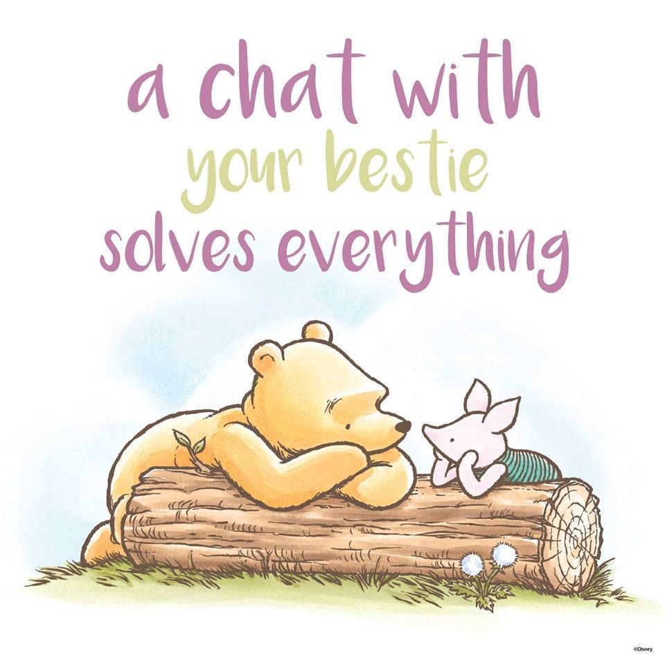 Pooh Quotes About Friendship: Winnie The Pooh:) …