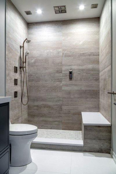 70 Bathroom Shower Tile Ideas Luxury Interior Designs With Images Bathroom Remodel Shower Best Bathroom Tiles Small Bathroom