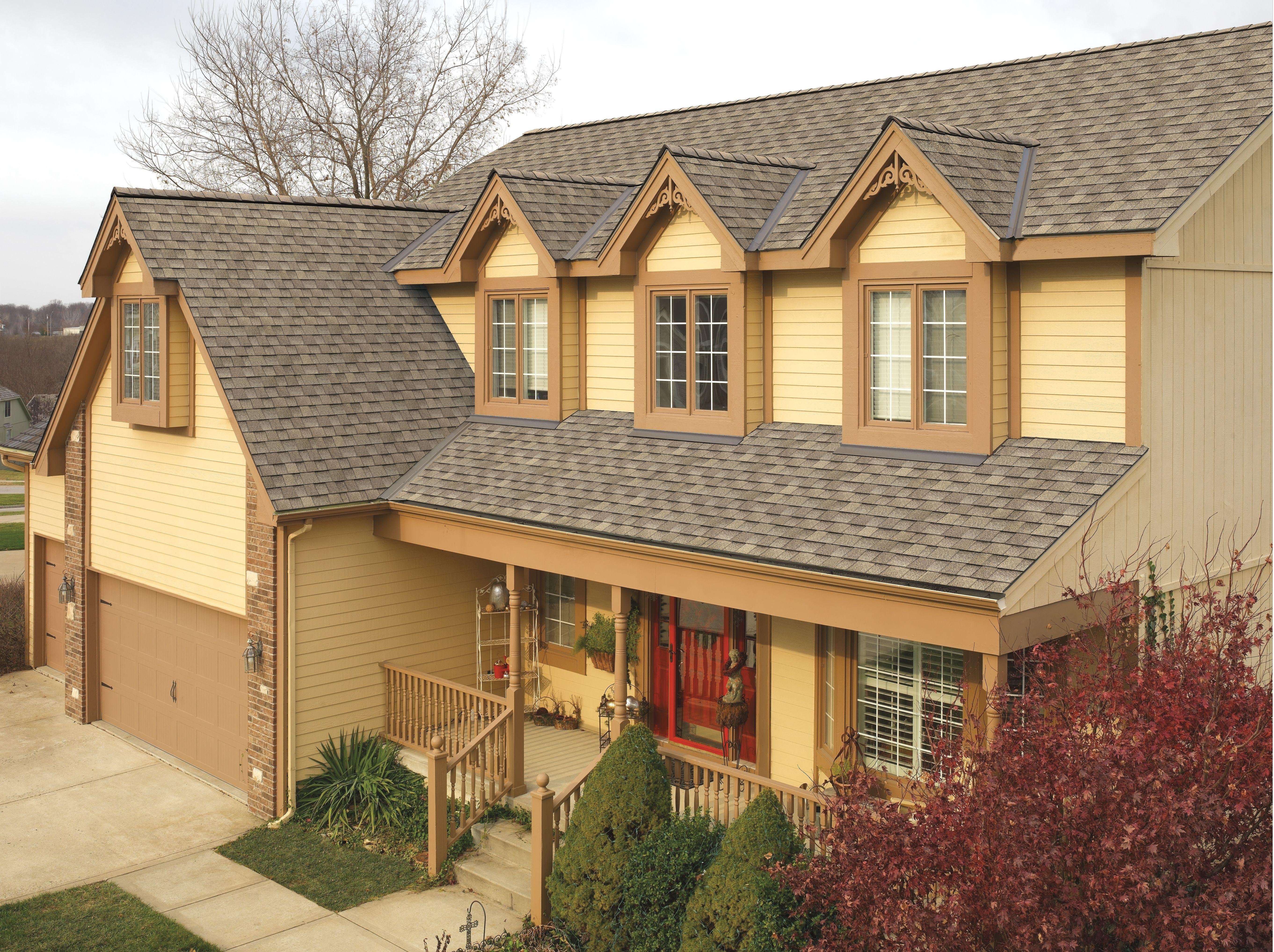 Best Gaf Timberline Hd Driftwood House Jpg 5446×4072 For 400 x 300