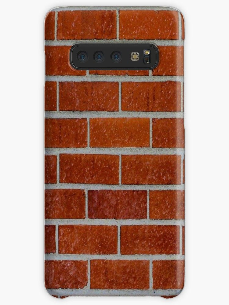 Another Brick In The Wall Brown 2 Case Skin For Samsung Galaxy