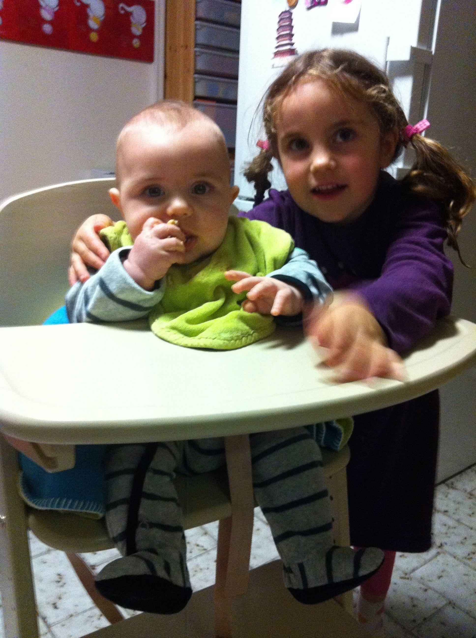 Nora en Ramses, maart 2012