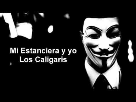Mi estanciera y yo- Los Caligaris <3
