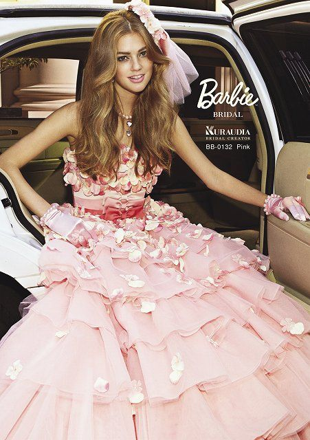 Barbie Bridal | Dresses | Pinterest | Barbie bridal, Ball gowns and ...