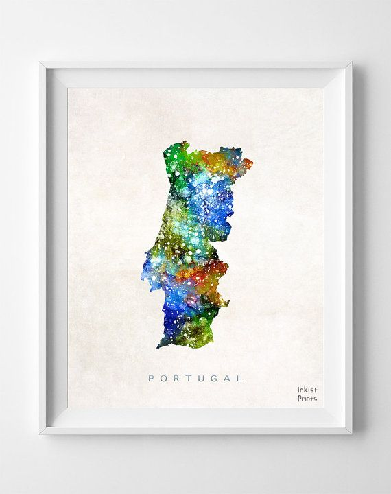 LIMITED TIME ONLY BUY GET RD FREE INSTRUCTION - Portugal map to print