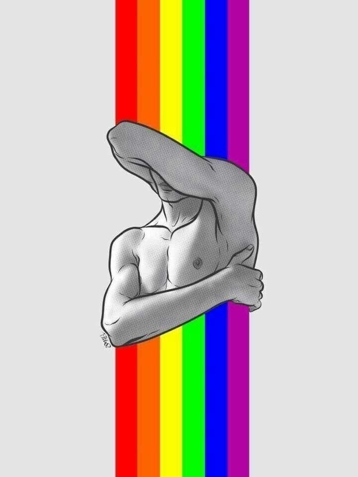 Pens writing equipment novelty rainbow felt heart pen black ink lgbtq gay lesbian pride flag love collectables comercio