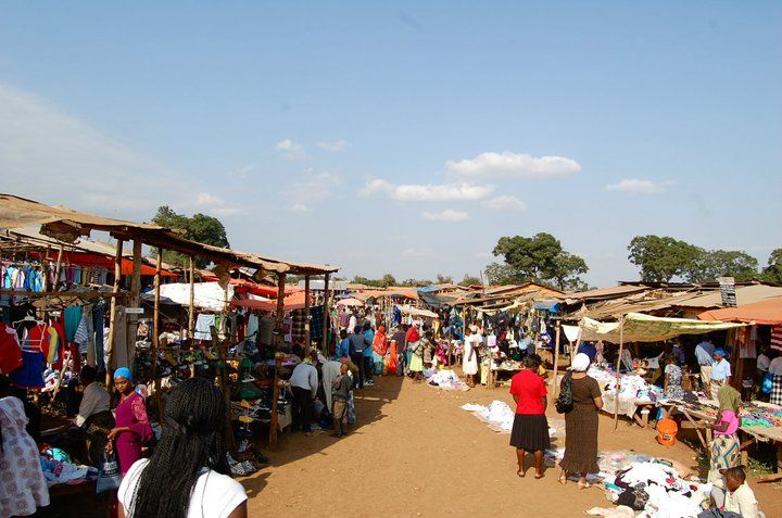 Clothing Market In Moshi Tanzania Tanzania Africa Africa Travel Tanzania