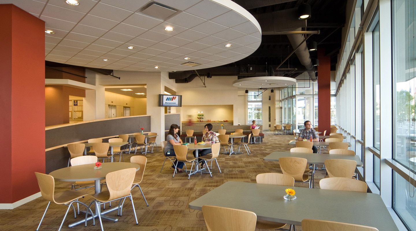 Image Gallery Business Lunchroom