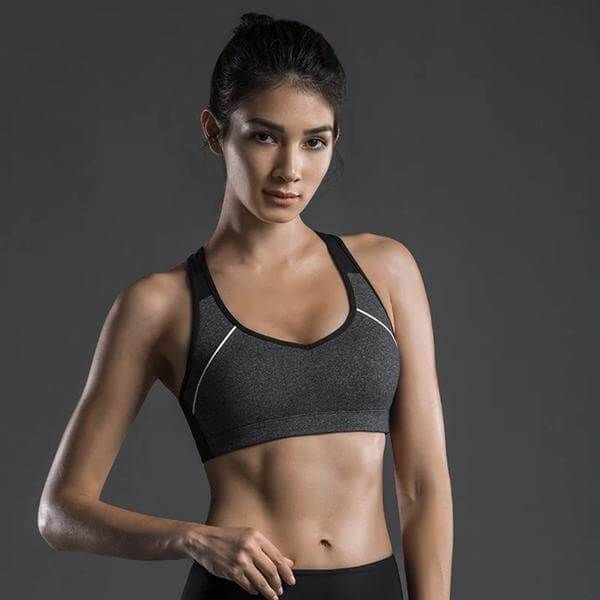 494637f2bc This is Number 1 sports bra with super soft elastic band and wireless cups.  You