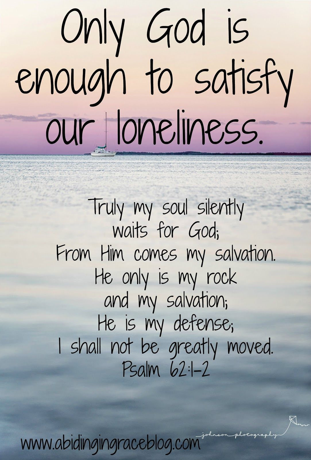 What Does the Bible Say About Loneliness?