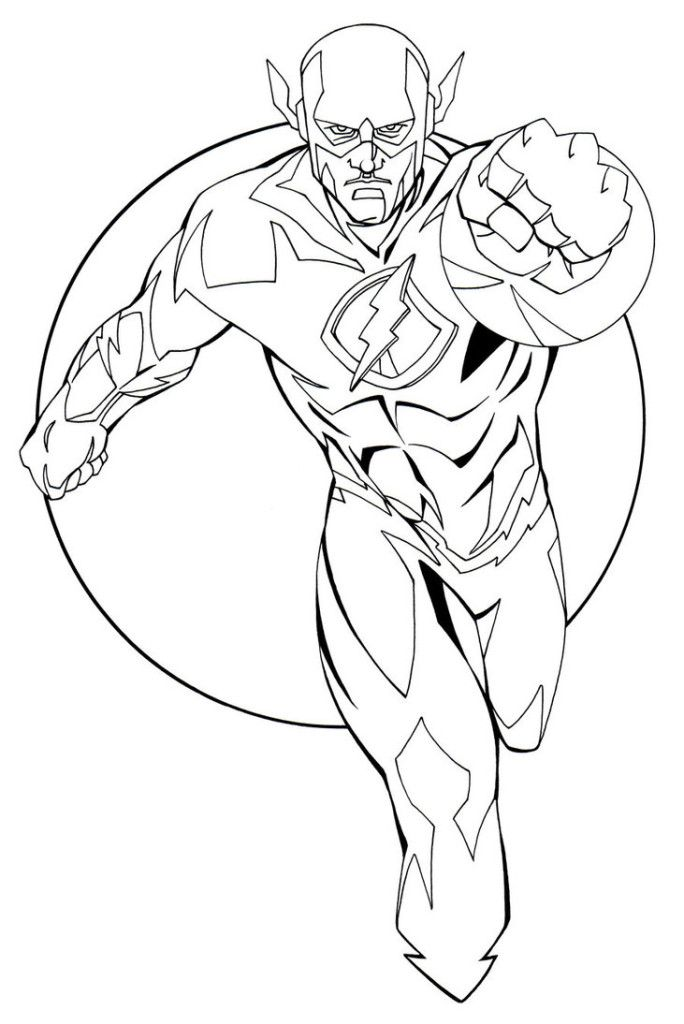 Flash Coloring Pages To Print Awesome Flash Coloring Pages Ideas Superhero Coloring Pages Superhero Coloring Cartoon Coloring Pages
