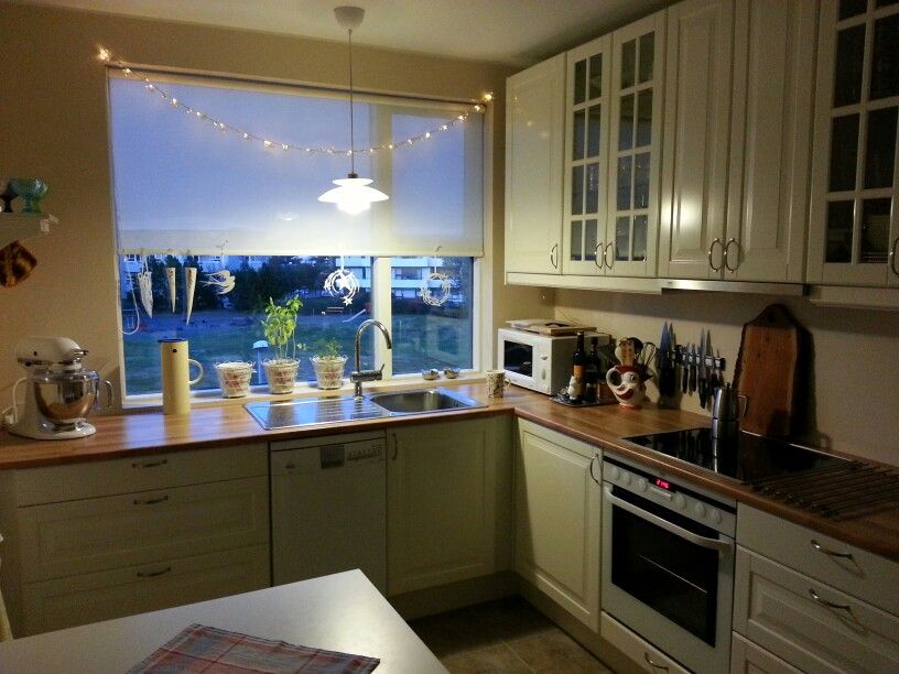 My Ikea Lidingo kitchen   Кухня