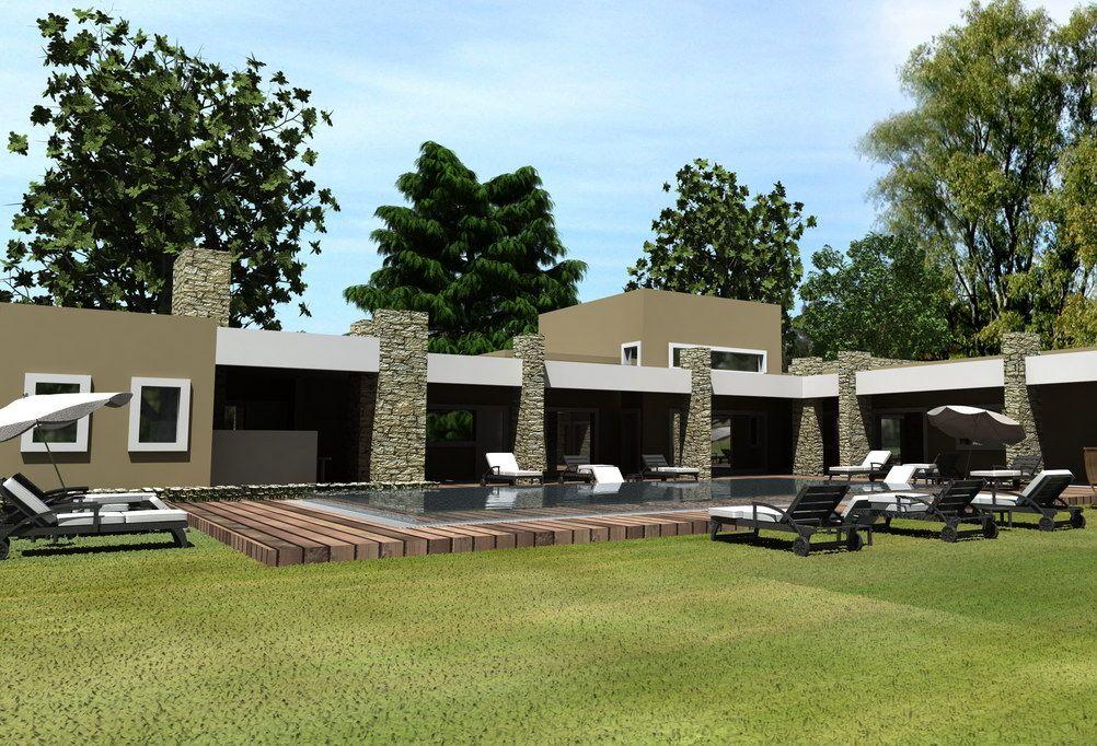 Casas de Countries Casas, Casas country, Arquitectos