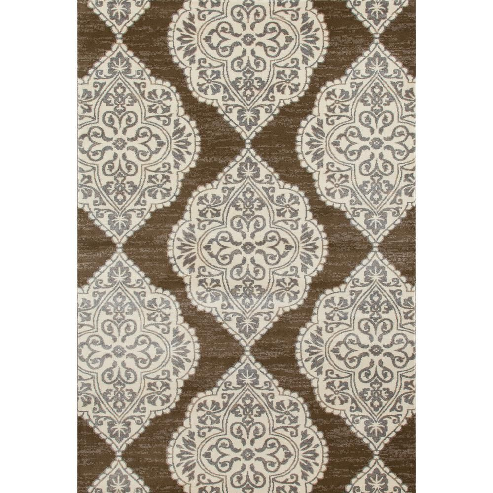 Art Carpet Arabella Medallion Mushroom 9 Ft X 12 Ft Area Rug 841864103205 White Area Rug Rugs Area Rugs
