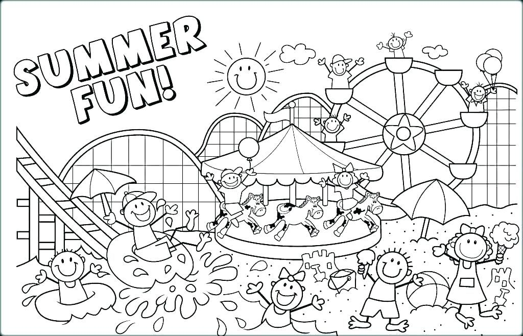 Inspiring Summer Coloring Pages Ideas For Everyone Free Coloring Sheets Summer Coloring Pages Cool Coloring Pages Spring Coloring Pages