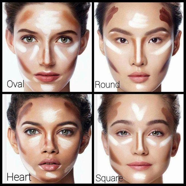MAQUILLAJE #makeup ## eyeshadow # eyeshadow # make-up # face painting # lipstick … – Supermarket Riot