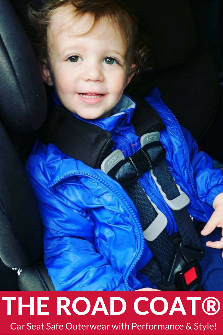 Car Seat Safety Road Coat®Transition - Royal Blue | Car seat safety ...
