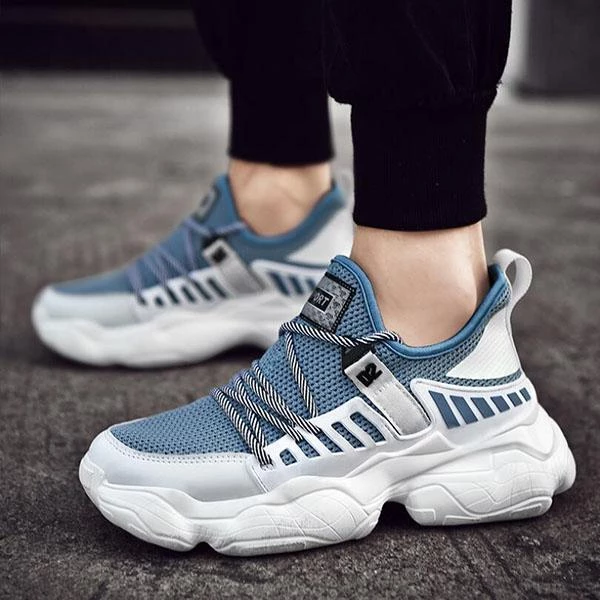 Mens Sports Basketball Shoes Casual Athletic Running Sneakers Trainers Fashion