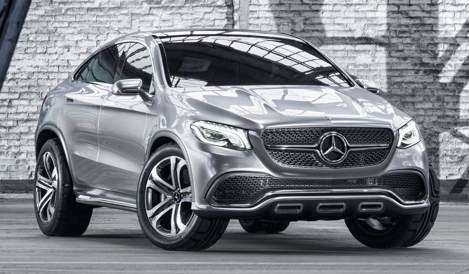 News 2016 Mercedes Benz Mlc Crossover With Images Mercedes