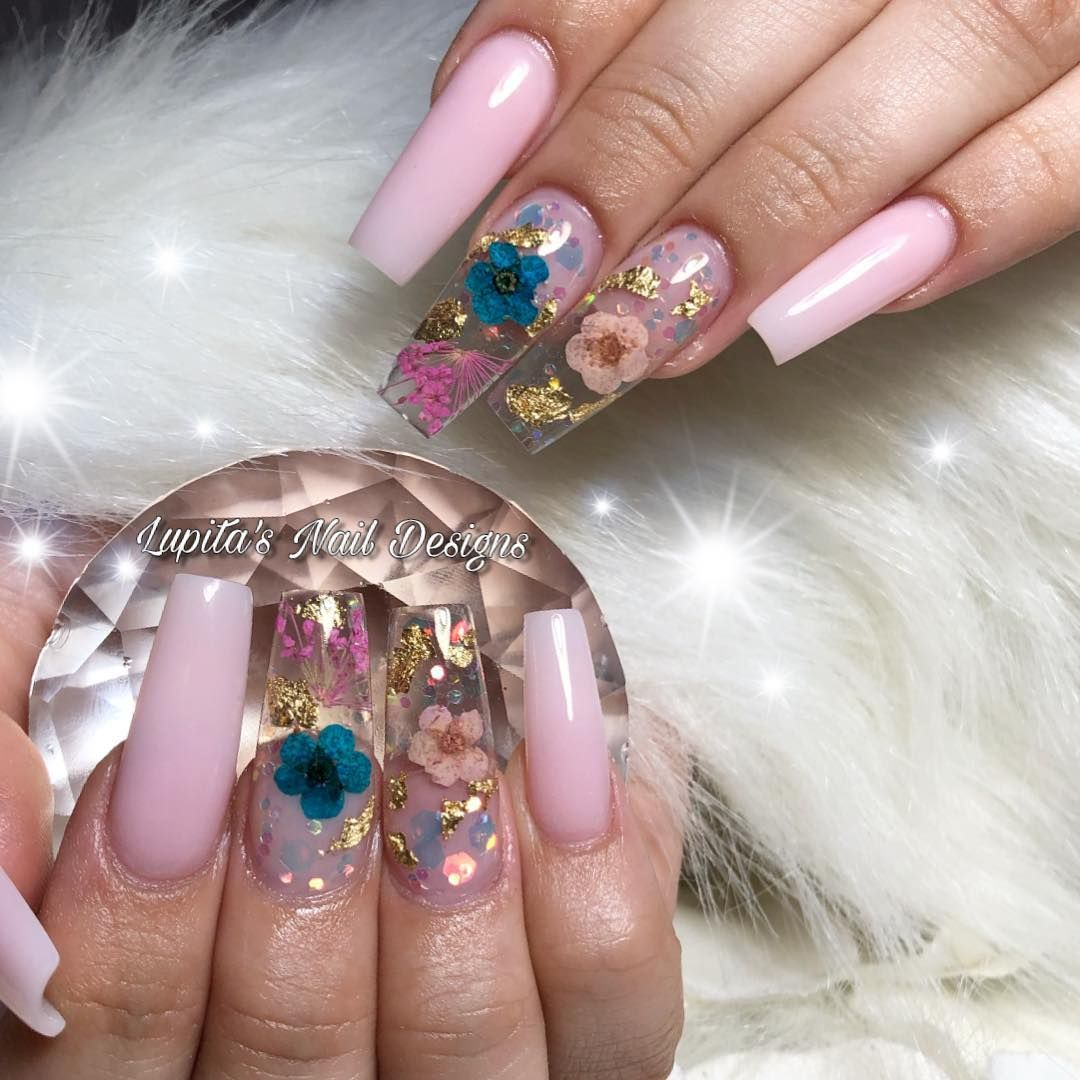 Top 20 Creative Acrylic Nails For 2019 With Images Pretty
