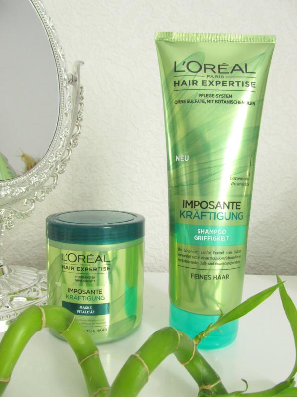 L`Oréal Hair Expertise Imposante Kräftigung Beauty Blog