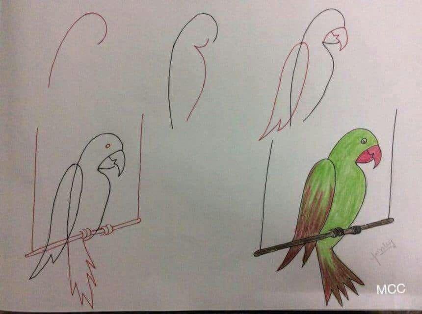 simple drawings drawing tips margarita simple designs easy drawings margaritas