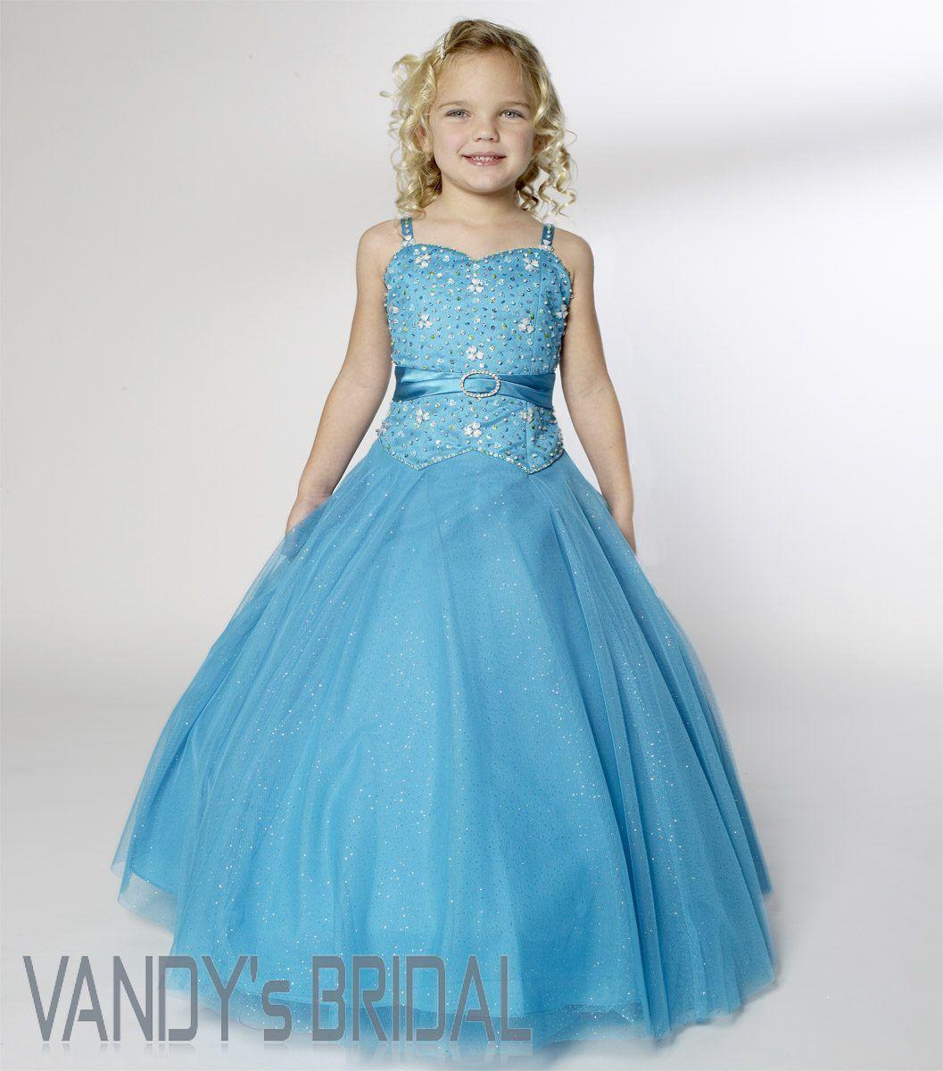 blue wedding dresses | ... straps Floor-Length Sleeveless Tulle Blue ...