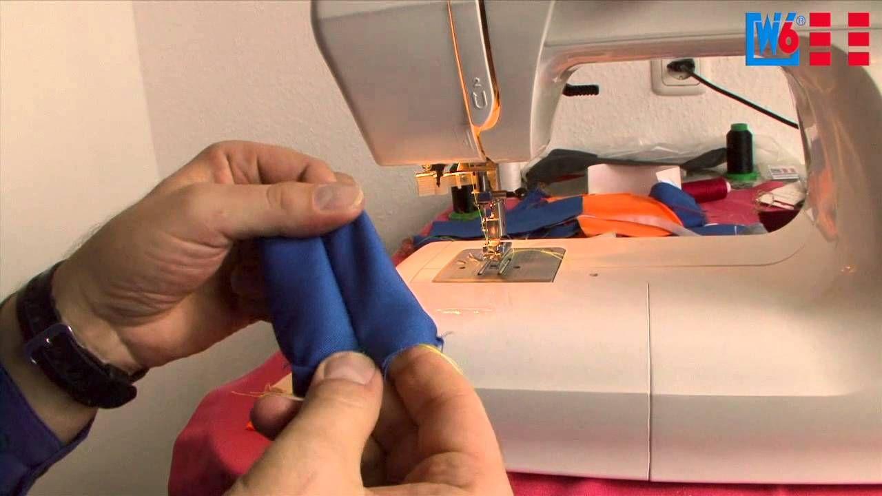 W6 Wertarbeit W6 N 1235 61 Nahmaschine Nahmaschine Arbeit Tipps