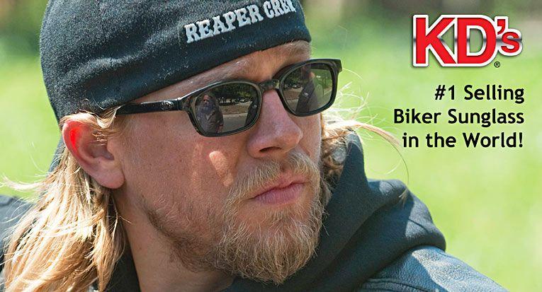 Teller Jax Of Anarchy Worn Sunglasses By SunglassesSons 3Aj4q5RL
