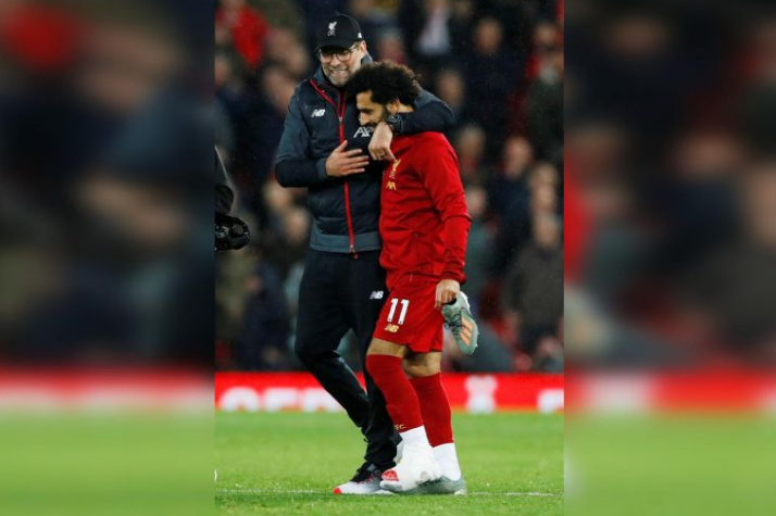 Salah S Ankle Nothing To Worry About Says Delighted Klopp After Comeback Win Over Spurs Web Infiniwin1 Com Wechat Id In Sports News Comebacks No Worries