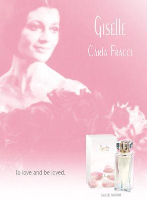 Giselle by Carla Fracci, print ad | Giselle, Perfume, Print ads