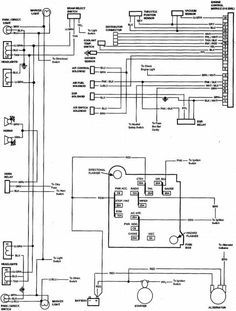 1984 chevy truck, Chevy trucks, Electrical wiring diagram