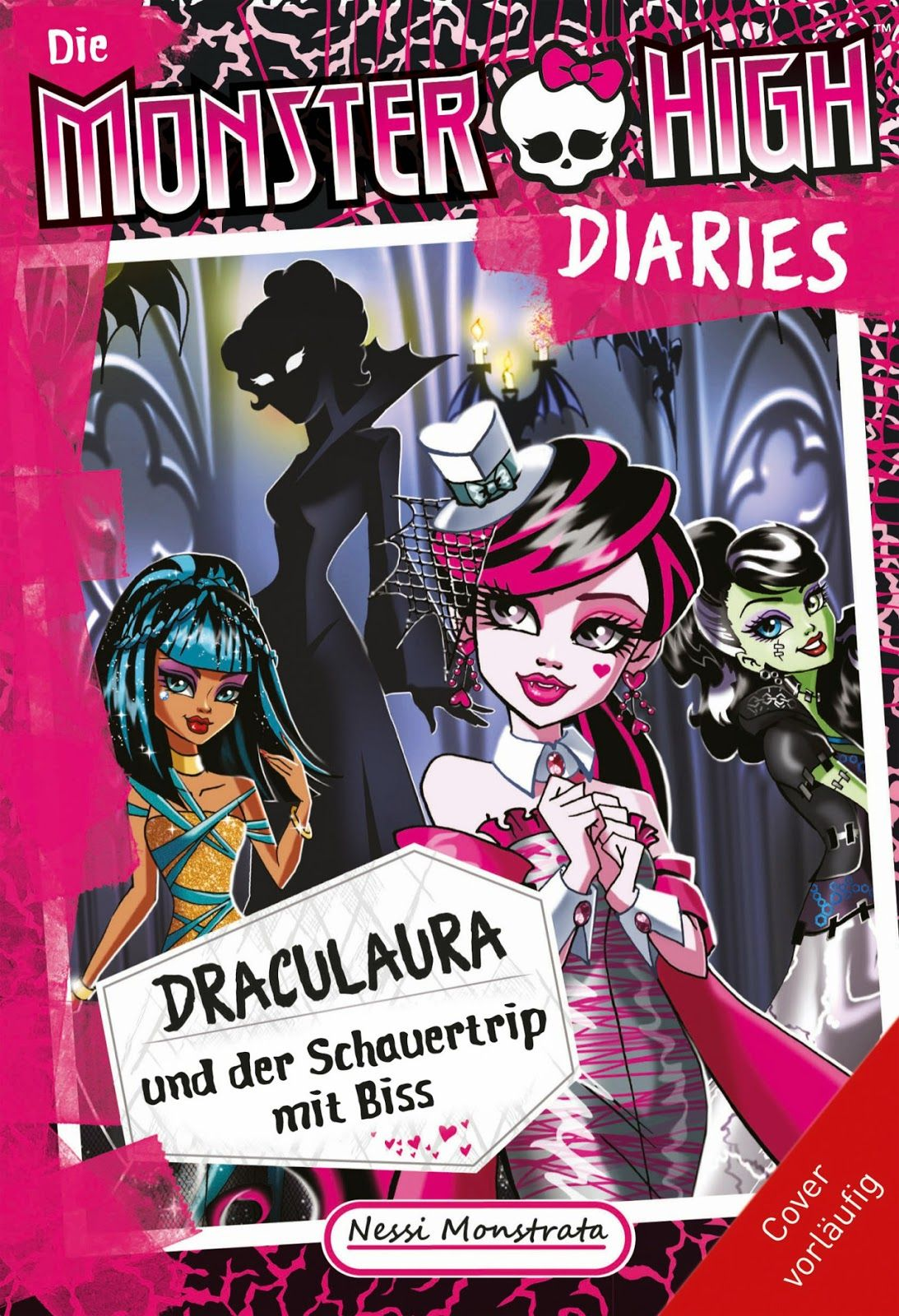 All about monster high monster high diaries draculaura