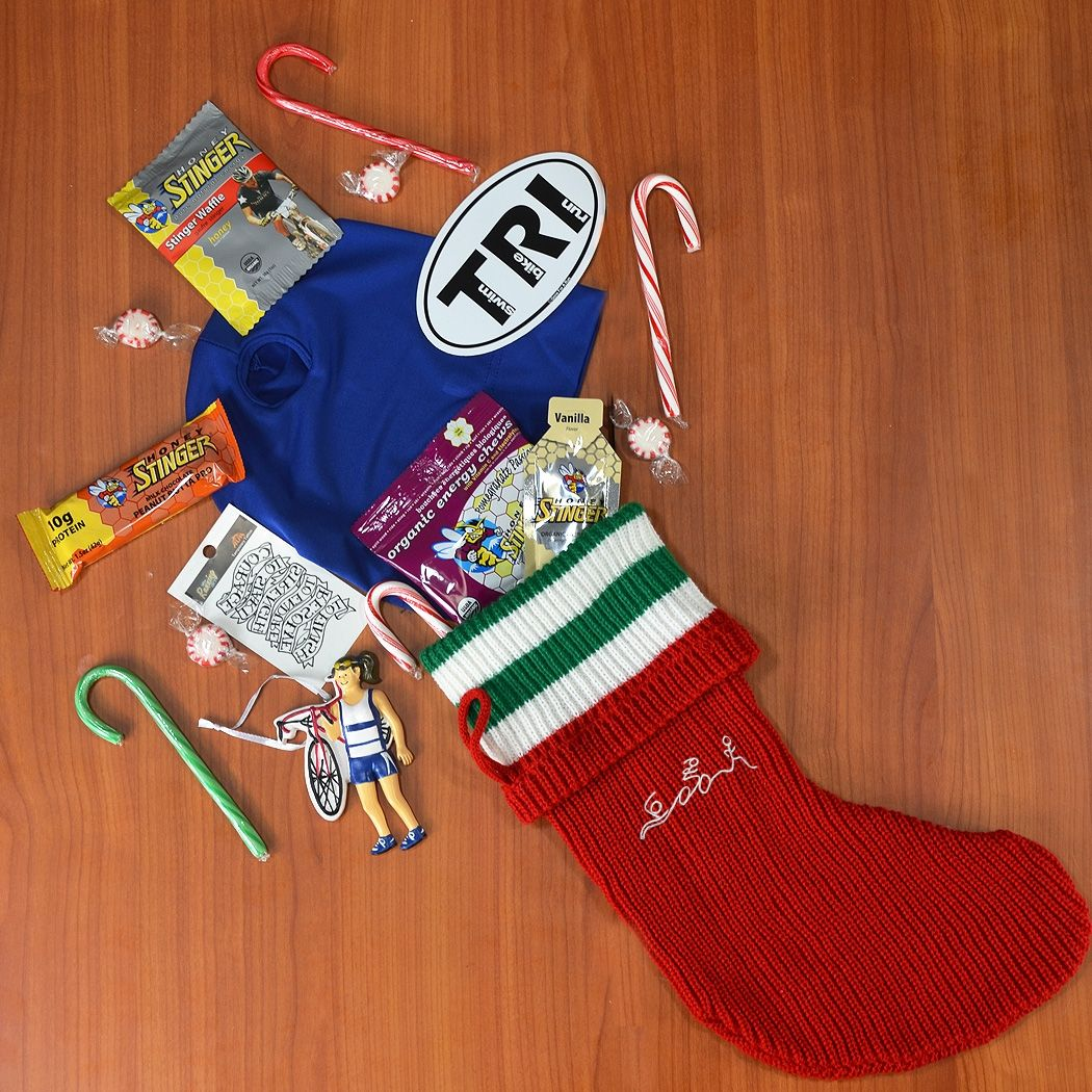 Christmas Gifts For Runners: Its Beginning To Look A Lot Like Christmas... Tri Girl