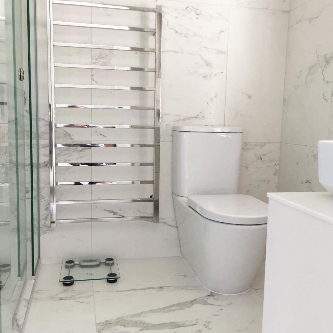 Carrara look porcelain tiles for this ensuite renovation so fresh all tiling work by queenstown tiling thetileguru queenstowntiling queenstowntiles tradiesonthejob queenstown tiles marble marbletiles renovation dailygadgetfo Image collections