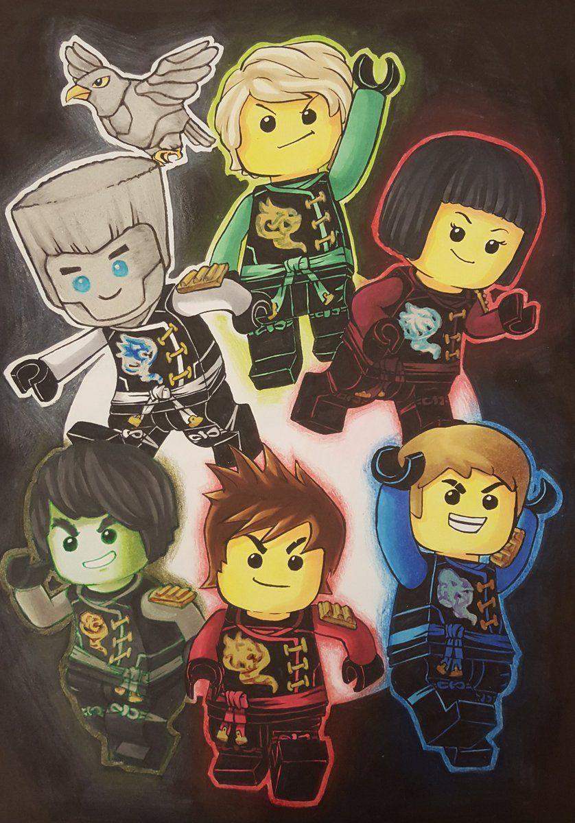Sissel G Sisselicious Twitter Lego Ninjago Ninjago Kai Ninjago Memes