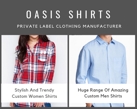 private label textile manufacturers bulk manufacturing clothing