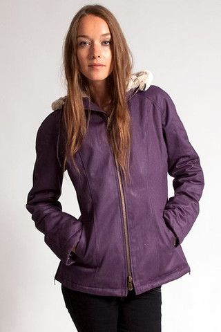 99d11260513 hemp hoodlamb ladies classic jacket. the piece responsible for this great  brands stardom