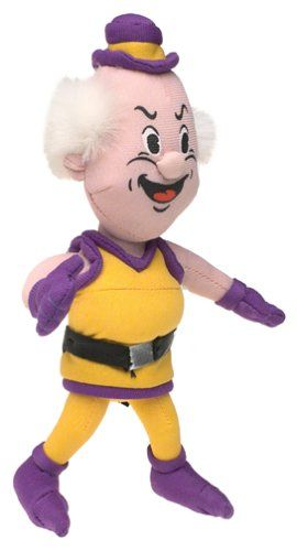 7 Superman DC Direct Mr. Mxyzpltlk Plush Doll @ niftywarehouse.com