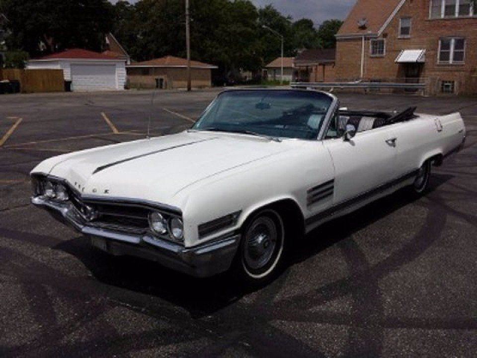 1964 Buick Wildcat for sale near Riverhead, New York 11901 ...