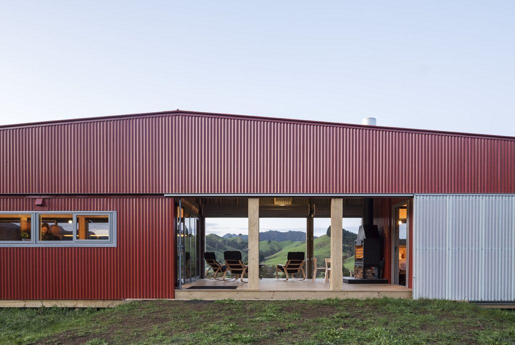 Puketui Valley House RTA Studio