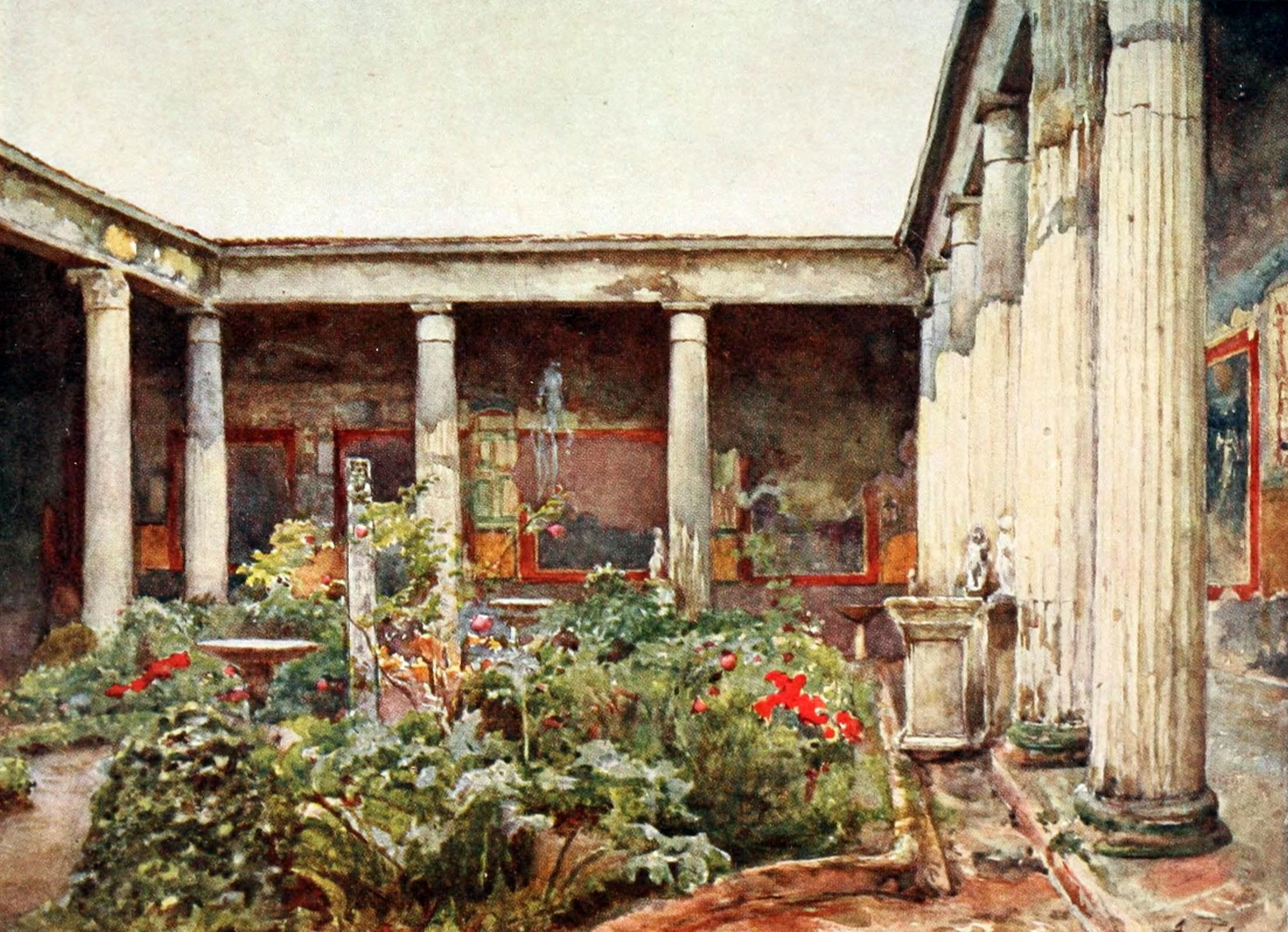 What is so ancient about Rome? If you think about it, that is a ...