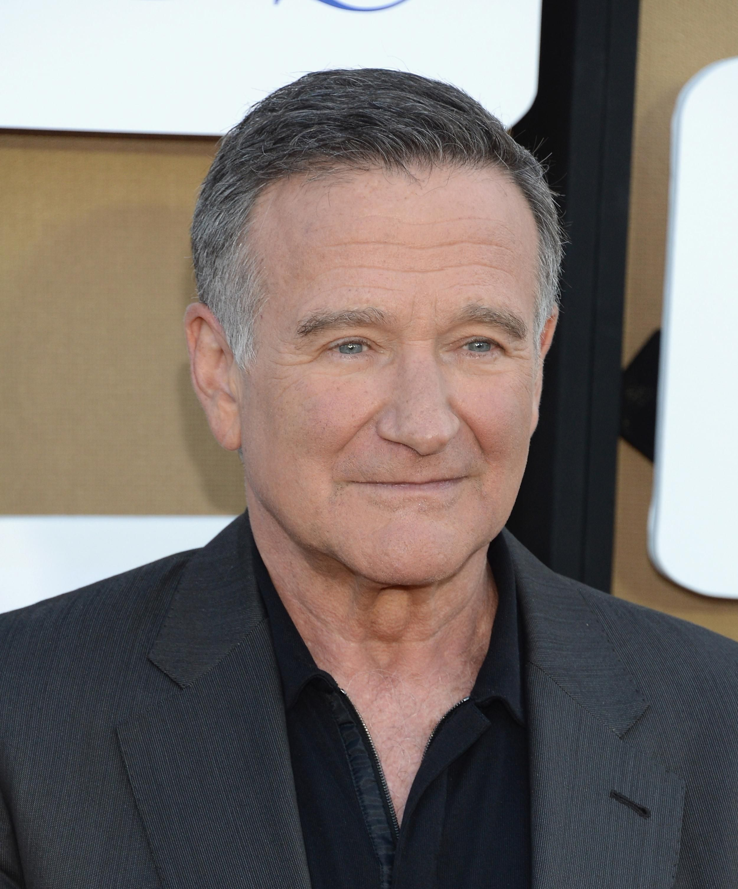 Robin Williams Was Struggling With Early Parkinson's, Wife Says