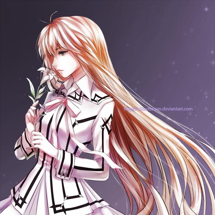 Commission Anya Kuran By Zenithomocha On Deviantart Vampire Knight Vampire Knight Yuki Vampire Knight Kaname