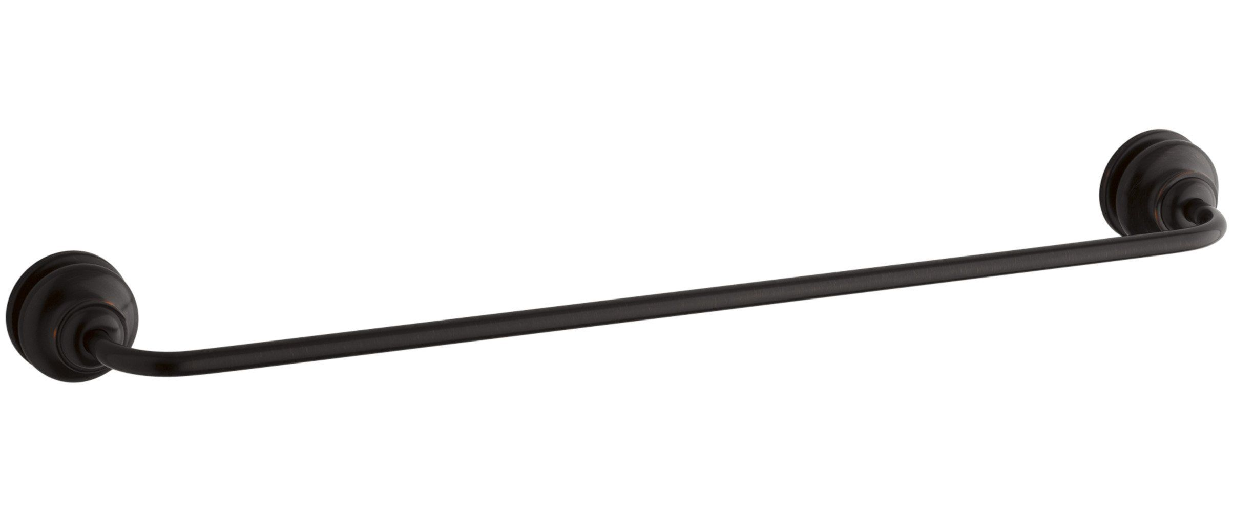 Kohler K 12151 2bz Fairfax 24 Inch Bathroom Towel Bar Oil Rubbed Bronze To View Further For This Item Vis In 2020 Towel Bar Oil Rubbed Bronze Bathroom Hardware Set